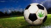 illutration foot et cannabis