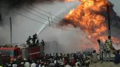 Explosion au Nigeria