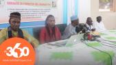 Mali, les journaliste à l'école de l'environnement