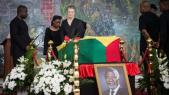 Funérailles de Kofi Annan