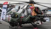 hélicoptères d'attaque turcs T-129
