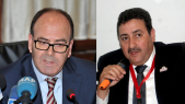 Hakim Benchamach et Abdessamad Kayouh