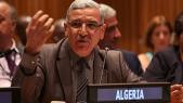 L'ambassadeur adjoint de l'Algérie auprès de l'ONU, Mohammed Bessedik