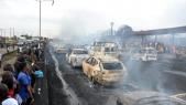 Cameroun: l'explosion d'un camion-citerne de gaz sème la panique