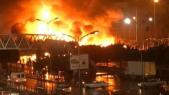 incendie à Ouled Ziane-4