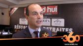 cover: La réforme des retraites vue par Saïd Ahmidouch, DG de la CNSS