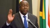 Nhlanhla Nene, ministre sud-africain des Finances