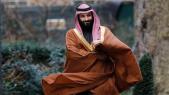 Mohammed ben Salmane, prince héritier saoudien.