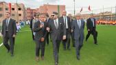 Marrakech: le roi Mohammed VI inaugure deux projets sportifs de proximité à forte valeur sociale