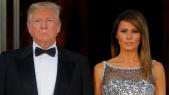 Trump et Mélania