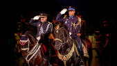 cavalerie de la DGSN