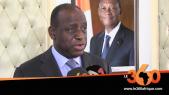 Vidéo. La Côte d'Ivoire salue la main tendue du Maroc à l'Algérie