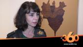 Cover_Vidéo:Le360.ma •Rita Alaoui expose ses dernières oeuvres à la Gallerie Villa Delaporte