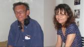Ghizlaine dupont et Claude Verlon