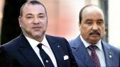 Le roi Mohammed VI et le président mauritanien Mohamed Ould Abdelaziz.