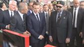 LGV Mohammed VI et Macron