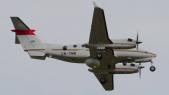 avion de reconnaissance maritine de la Marine royale marocaine
