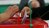 Maroc bulletin de vote