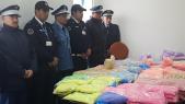 Saisie Record de comprimés d'Ecstasy au port de Tanger-Med 8