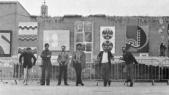 Le groupe de Casa à Marrakech - 1969