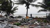 Tsunami en Indonésie