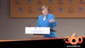 Cover Vidéo - Angela Merkel : «Cela vaut la peine de se battre en faveur du Pacte de Marrakech»