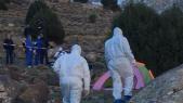 Lieu du meurtre des deux touristes scandinaves à Imlil