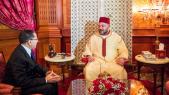 El Othmani et Mohamed VI