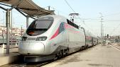 Le train Al Boraq