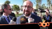 Cover Vidéo - Pacte de Marrakech: Le Premier ministre belge «debout droit et fier» malgré la crise