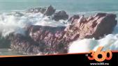 Cover Vidéo - شاهد لحظة انقاذ عنصر وقاية مدنية بطنجة لصياد سقط في البحر
