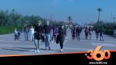 Cover Vidéo - Tourisme. pour le nouvel an, le taux d'occupation dépasse 80à Marrakech