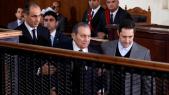 Egypte: la lourde charge de Hosni Moubarak contre Morsi