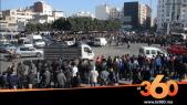 """cover vidéo: Le360.ma •بالفيديو.تجار درب عمر و""""لقريعة"""" يخرجون للاحتجاج بسبب قرار للحكومة"""