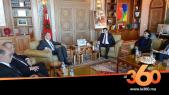 """cover vidéo: Le360.ma •Sergueï Lavrov: """"il n'y a pas de parrallèle entre la cause palestinien et le sahara marocain"""