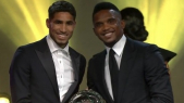 Hakimi Caf Awards + Eto'o