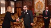 Mohammed VI et Federica Mogherini