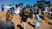sit-in polisario