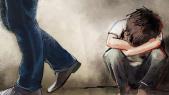 illustration viol sur mineur