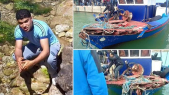 pêcheur tunisien