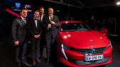 Festival automobile international: le beau doublé de Peugeot