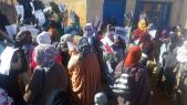 Sit-in Rabouni HCR