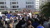 Manifestations à Alger
