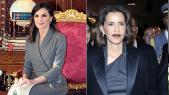 La Reine Dona Letizia d'Espagne et Son Altesse Royale la Princesse Lalla Meryem