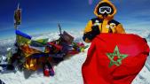 Bouchra Baibanou Alpinisme