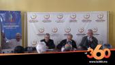 cover:   Les archevêques de Rabat et de Tanger s'expriment sur la visite au Maroc du Pape François