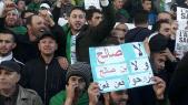 Algériens en colère contre Gaïd Salah