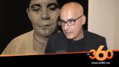 """Cover_Vidéo: Le360.ma • Mohammed El baz à L'atelier 21: """"Dans mes oeuvres il y a une idée de carnaval"""""""
