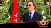 Cover_Vidéo:  Le360.ma • L'apport de L'Ordre de Malte dans la visite au Maroc du Pape François