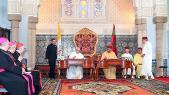 Le roi Mohammed VI et le Pape François-2